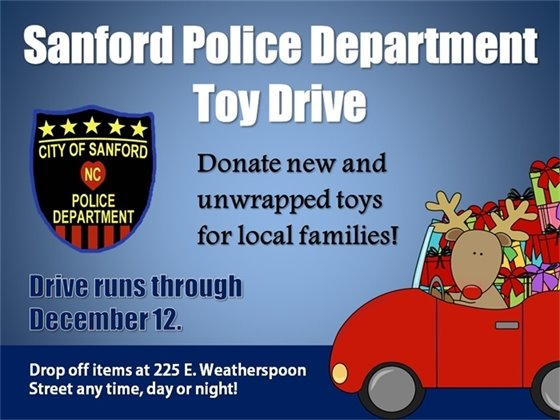 Police Toy Drive