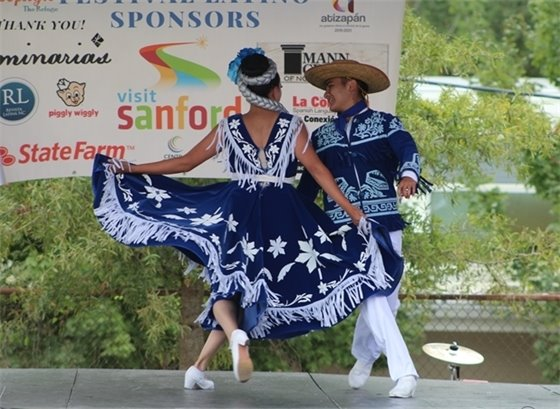 Mexican Folklore Dancing