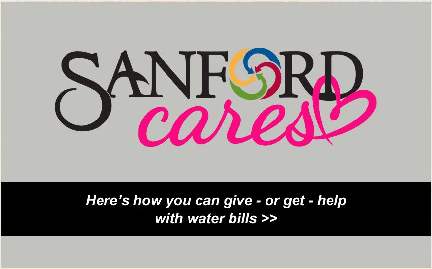 Sanford Cares Utility Assistance Program